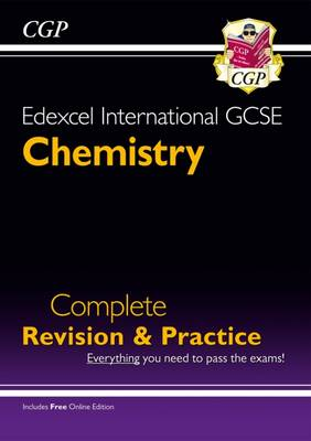Edexcel Certificate/International GCSE Chemistry Complete Revision & Practice (with Online Edition) by CGP Books