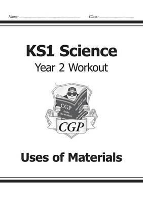 KS1 Science Year Two Workout: Habitats by CGP Books