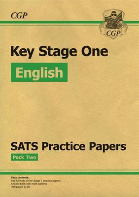 New KS1 English SATs Practice Papers: Pack 2 (for the 2017 Tests and Beyond) by
