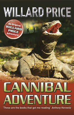 Cannibal Adventure by Willard Price