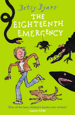 The Eighteenth Emergency by Betsy Byars
