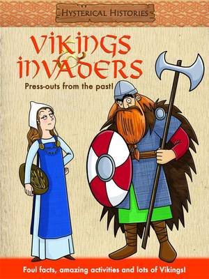 Vikings and Invaders by Anita Ganeri