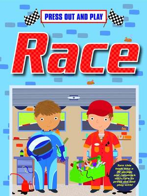 Race Press out and Play by Gemma Cooper, Sam Meredith