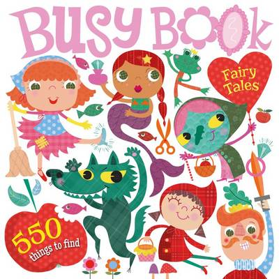 Busy Book Fairy Tales by