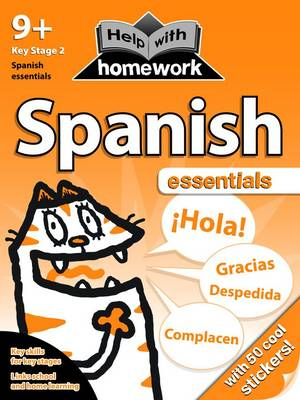 Spanish Revision 9+ by Nina Filipek