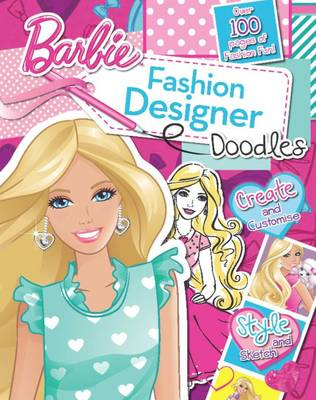 Fashion Designer Doodles by Mattel Inc.