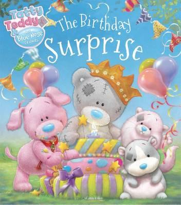 Tatty Teddy Birthday Surprise by Mandy Archer
