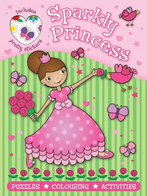 Sparkly Princess Pink by Gem Cooper