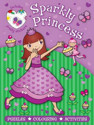 Sparkly Princess Purple by Gem Cooper