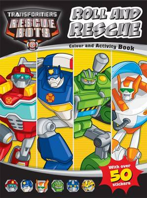 Roll and Rescue Transformers by Hasbro