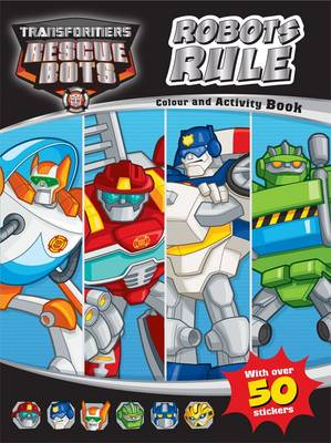 Robots Rule! Rescuebots by Hasbro