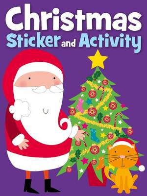 Christmas Sticker Activity -Night Before Christmas by