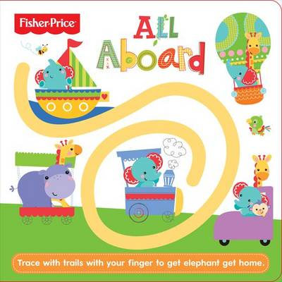 Follow Me - All Aboard by Fisher-Price