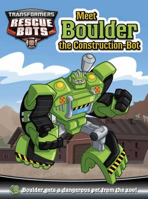 Meet Boulder the Construction Bot by