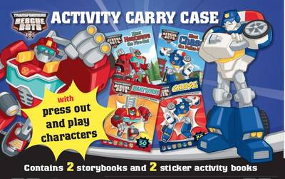 Rescue Bots Activity Carry Case by
