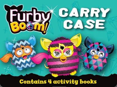 Furby Boom Activity Carry Case by