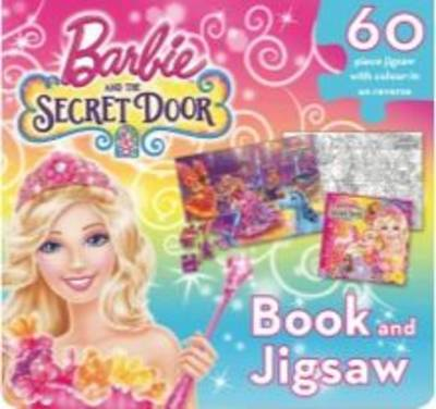 Barbie and the Secret Door Jigsaw Set by Mattel Inc.