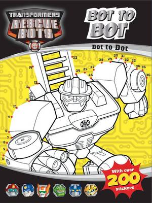 Transformers : Rescue Bots Dot to Dot Bots by Hasbro