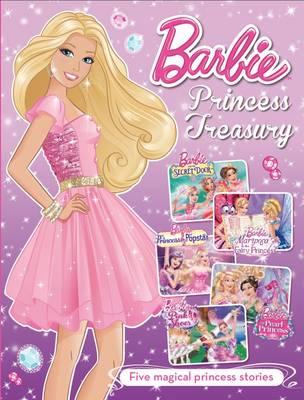 Barbie Princess Storybook Treasury by Mattel