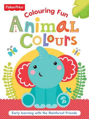 Fisher Price Colouring Animal Colours by Fisher-Price