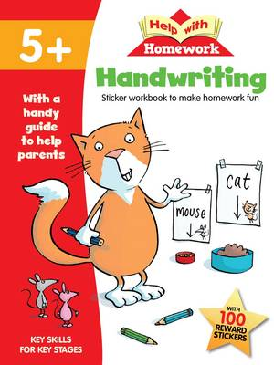 Help with Homework Handwriting 5+ by Autumn Publishing Inc.