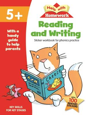 Help with Homework Reading & Writing 5+ by