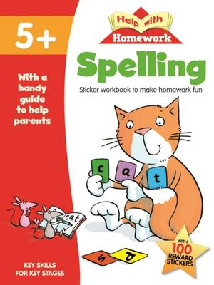 Help with Homework Spelling 5+ by