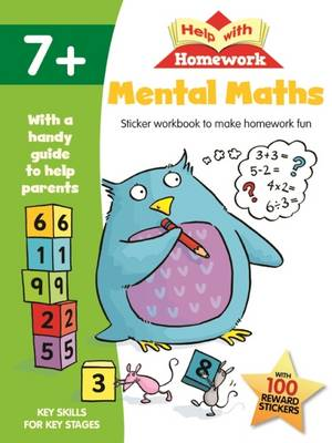 Help with Homework Mental Maths 7+ by