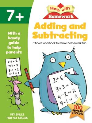 Help with Homework Adding & Subtracting 7+ by