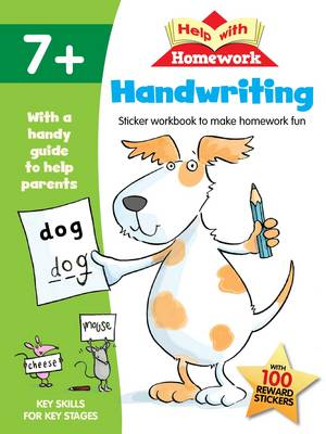 Help with Homework Handwriting 7+ by