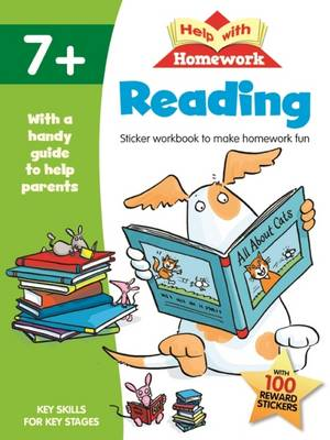Help with Homework Reading 7+ by