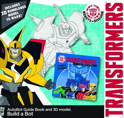 Transformers Rescue Bots in Disguise Jigsaw & Model Set by Hasbro