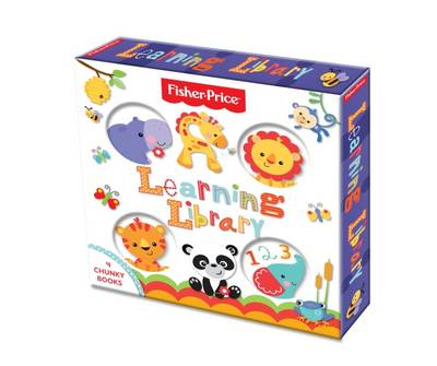 Fisher Price - My Learning Library by