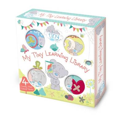 Tiny Tatty Teddy My Tiny Learning Library by Carte Blanche Greeting Ltd