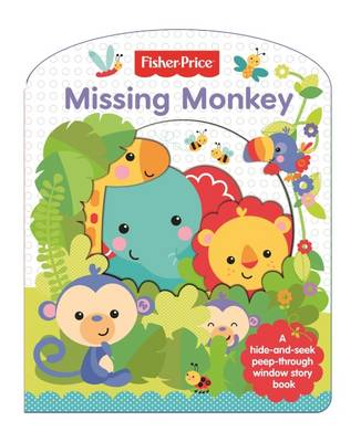 Fisher Price Cut Through: Missing Monkey by
