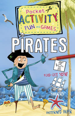 Pocket Activity Fun and Games Pirates by Andrea Pinnington