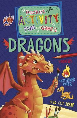Pocket Activity Fun and Games Dragons by