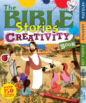 The Bible Stories Creativity Book by Moira Butterfield