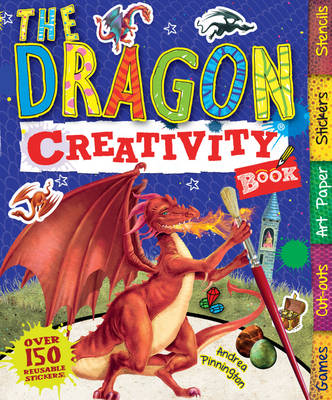 The Dragon Creativity Book by Andrea Pinnington