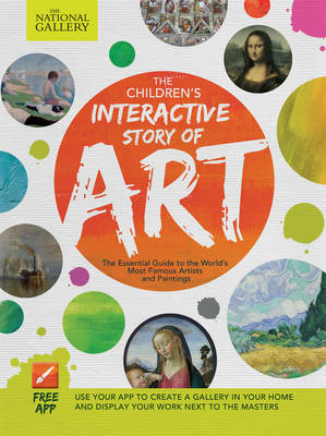 The Children's Interactive Story of Art by Susie Hodge