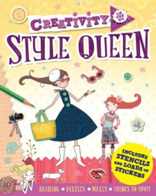 Creativity on the Go: Style Queen by Andrea Pinnington