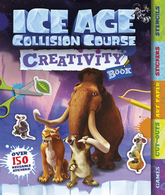 Creativity Book - Ice Age Collision Course by Emily Stead