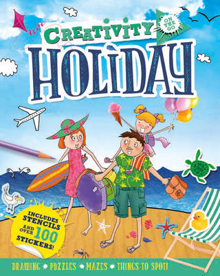 Creativity on the Go: Holiday by Mandy Archer