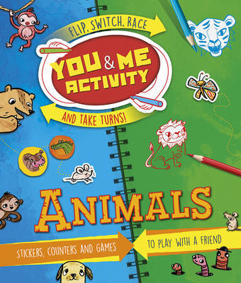 You and Me Activity: Animals by Moira Butterfield