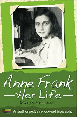 Anne Frank by Marian Hoefnagel