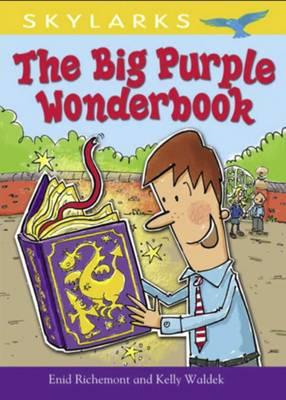 Big Purple Wonderbook by Enid Richemont