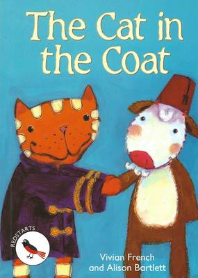 The Cat in the Coat Redstarts Level 2 by Vivian French