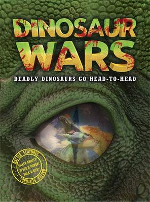 Dinosaur Wars by Phillip Manning