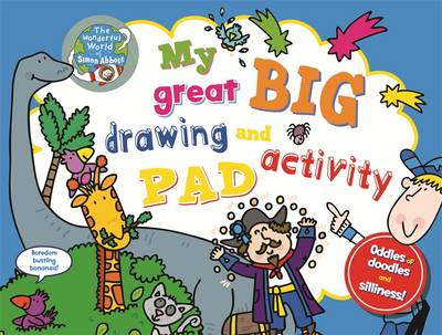 My Great Big Drawing and Activity Pad by