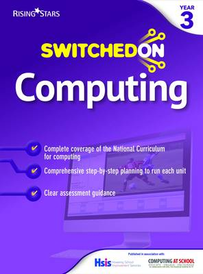 Switched on Computing Year 3 by
